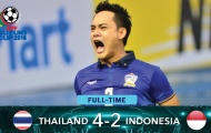 Thái Lan 4-2 Indonesia (AFF Cup 2016)