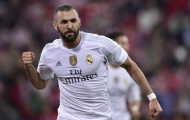 Khả năng săn bàn thiện nghệ của Karim Benzema
