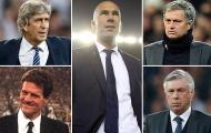 Zinedine Zidane và 10 HLV có khởi đầu tốt nhất cùng Real Madrid