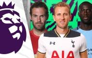 Đội hình Ngoại hạng vòng 12 | Premier League 2016/17