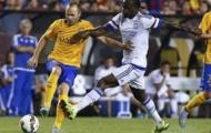 Sao Chelsea: Chơi cho Barcelona là ước mơ của tôi