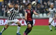 Genoa 3-1 Juventus (Vòng 14 Serie A)