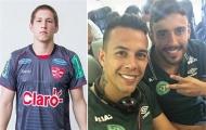 Có 3 cầu thủ Chapecoense còn sống sau vụ rơi máy bay