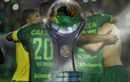Ban tổ chức đề nghị Chapecoense hoàn thành nốt giải đấu