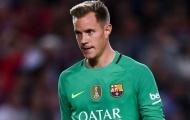 Barca đã tìm ra truyền nhân của Victor Valdes