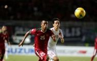 Indonesia 2-1 Việt Nam: Công cùn, thủ kém, lấy gì không thua!