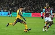 Màn trình diễn siêu đẳng của Alexis Sanchez vs West Ham
