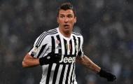 Mandzukic liên tục tỏa sáng, Juventus sẽ đá với 3 tiền đạo