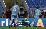 Tấn công không hiệu quả, Lazio lại gục ngã trước Roma