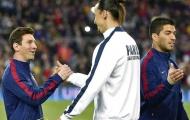 Điểm tin tối 05/12: Ibra chỉ kém mỗi Messi; 2 sao Arsenal đòi lương ngang Pogba
