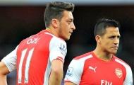 Khó cho Arsenal, Oezil và Sanchez đòi bằng lương của Pogba