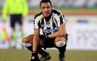 Chiêm ngưỡng lại 7 bàn thắng đẹp nhất khi Alexis Sanchez còn khoác áo Udinese
