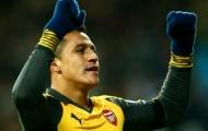 Chính thức: Sanchez hay nhất Arsenal tháng 11