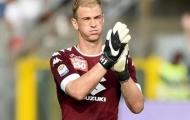 Man City sẵn sàng bán Hart với chỉ 12 triệu euro