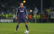 Những siêu phẩm sút phạt của Cristiano Ronaldo