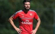 'Chắc chắn Giroud sẽ không rời khỏi Arsenal'