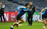 Số phận đã an bài, Leicester tập thế nào cho trận đấu với Porto