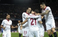 Lyon vs Sevilla 0-0 (Vòng bảng Champions League)
