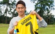 Từ Kagawa đến Muto: Những ngôi sao châu Á đang tung hoành ở Bundesliga