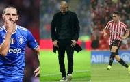 5 trung vệ mà Pep Guardiola nên cân nhắc ở kỳ chuyển nhượng mùa Đông