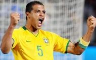 Những 'Gã du mục' của bóng đá thế giới (Phần 8): Felipe Melo
