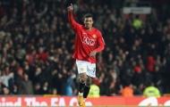 Luis Nani đi bóng trêu ngươi cầu thủ Arsenal