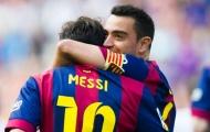 'QBV đã trao nhưng Messi vẫn là số 1'