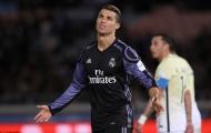 Ronaldo bỏ lỡ không tưởng ở khoảng cách 5m