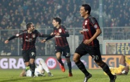 00h00 ngày 18/12, AC Milan vs Atalanta: Có thể chạy tiếp?