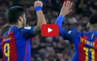 Màn trình diễn của Neymar vs Espanyol