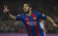 Suarez 'sốc' trước màn trình diễn của Messi