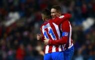 Nã 10 bàn vào lưới Guijuelo, Atletico giành vé đi tiếp sau hai lượt trận