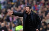 Simeone bất ngờ để ngỏ khả năng gia hạn với Atletico Madrid
