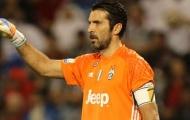 Buffon tiếc ra mặt vì không kết liễu Milan sớm hơn