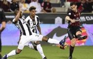 Chùm ảnh: AC Milan hạ bệ Juventus tại Chung kết Copa Italia