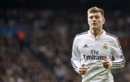 Juventus tính 'chơi lớn' với 90 triệu euro dành cho Kroos