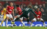 Luka Modric tung cú đá hạ gục De Gea