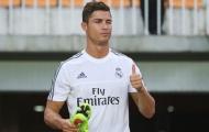 Totti, Giggs & 10 cầu thủ là tấm gương cho Cristiano Ronaldo