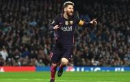 Messi hai năm liên tiếp đoạt giải kiến tạo hay nhất