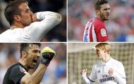 Những ngôi sao từng nói không với Barca: Có Bale không có Ronaldo