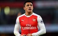 Sanchez thích đá cặp cùng 1 ngôi sao tại Arsenal