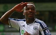 Saido Berahino, cầu thủ được cả Ngoại hạng Anh chú ý