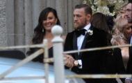 'Gã hề' làng UFC - McGregor bảnh bao trong ngày cưới của em gái