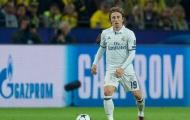 Khả năng sút xa ấn tượng của Luka Modric