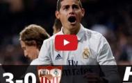 Real Madrid 3-0 Sevilla (Copa del Rey)
