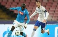 Napoli thiệt quân trước thềm đối đầu Real Madrid