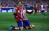 TRỰC TIẾP Eibar 0-2 Atletico Madrid: Đội khách thắng nhọc (Kết thúc)