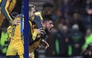5 điểm nhấn Preston 1-2 Arsenal: Giroud lại cứu Pháo thủ