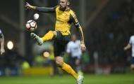 'Arsenal đá hiệp 1 quá tồi'