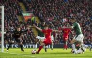 Bế tắc toàn tập, Liverpool bị đội bóng hạng 4 cầm hòa tẻ nhạt trên sân nhà